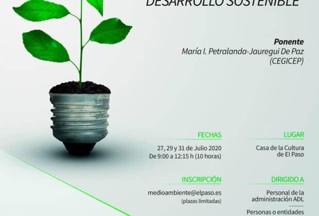 Curso de Diseño de Proyectos para un Desarrollo Sostenible