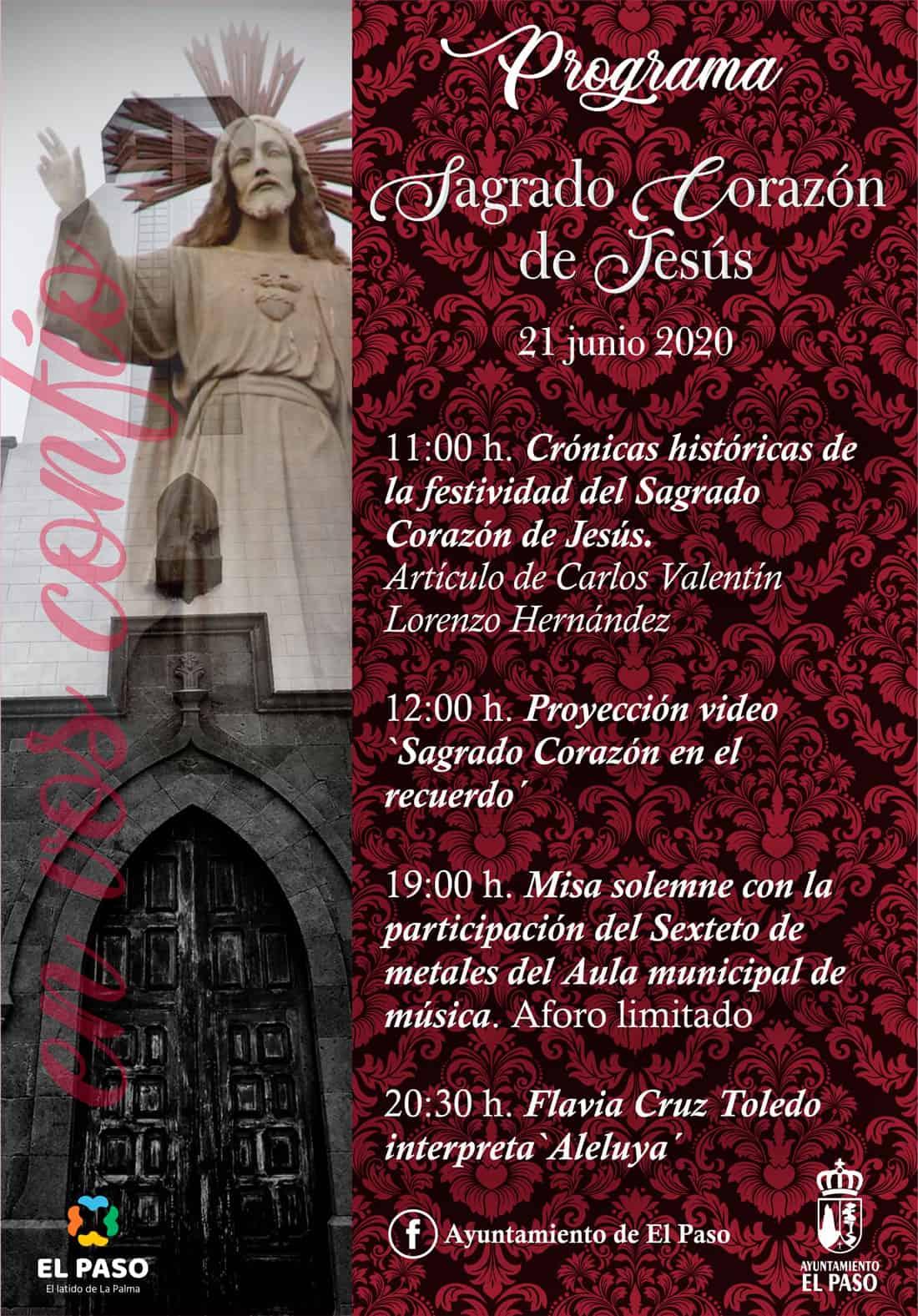 Programa Sagrado Corazón El Paso - Vive El Paso